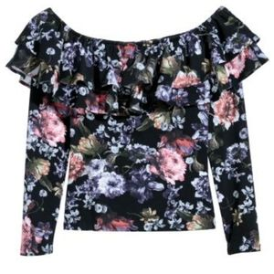 🔶️3 for $15🔶️ Floral top *NWT*
